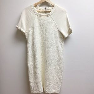 Lou&Grey Small White t shirt dress